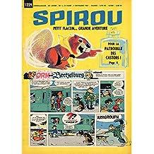 Spirou n° 1229 - 02/11/1961 - Petit flacon… Grande aventure pour la Patrouille des Castors !/QRM sur Bretzelburg