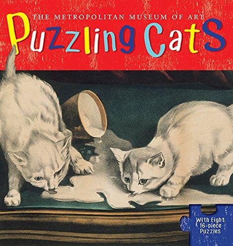 Puzzling Cats ebook