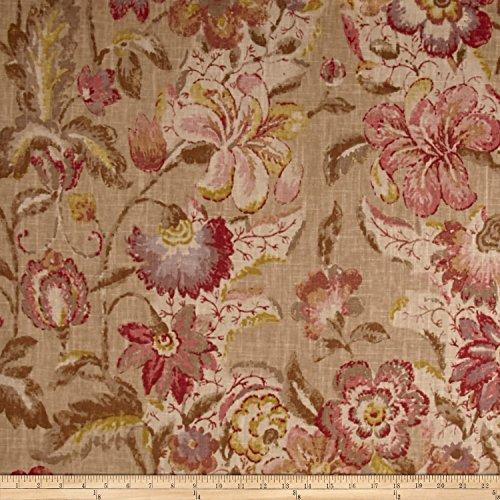 Braemore Fabrics Ponte Vecchio Linen Blend Antique