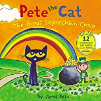 Pete the Cat The Great Leprechaun Chase (Hardcover)