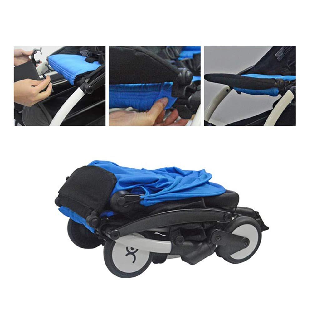 Silla de paseo reposapiés 8.5 pulgadas Accesorios para Babyzen Yoyo Yoya Extensión de pies Infant Pram Footboard (16cm): Amazon.es: Bebé