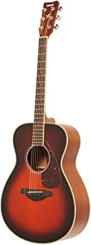 Yamaha FS720S Solid Top Acoustic Guitar