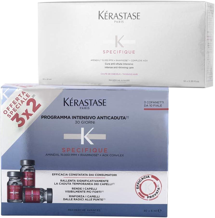 Kerastase Specifique Antihairloss Vials 30X6ml - tratamiento ...