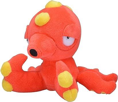Pokemon Center Original Plush Doll fit Octillery