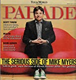 Mike Myers (Shrek Forever After) l How Much Government Is Too Much? - May 9, 2010 Parade
