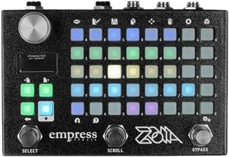 Empress Effects ZOIA - Sintetizador modular y pedal multiefectos ...