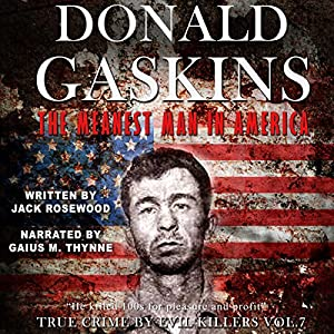 Donald Gaskins: The Meanest Man in America Audiobook