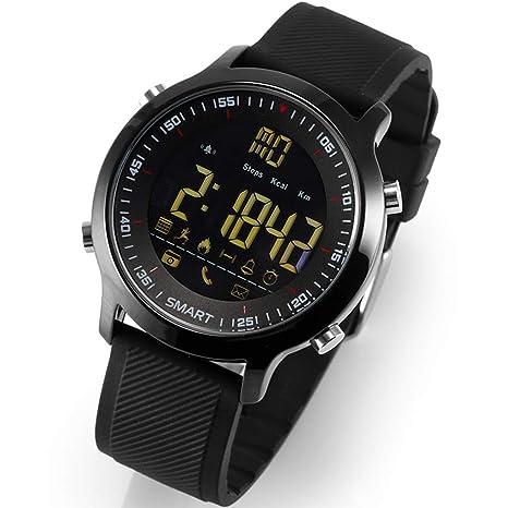 JingJingQi Reloj Inteligente Smart Watch EX18 Sport ...