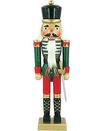 Christmas Nutcracker.Nutcracker Shop Soldiers Dolls Amazon Uk