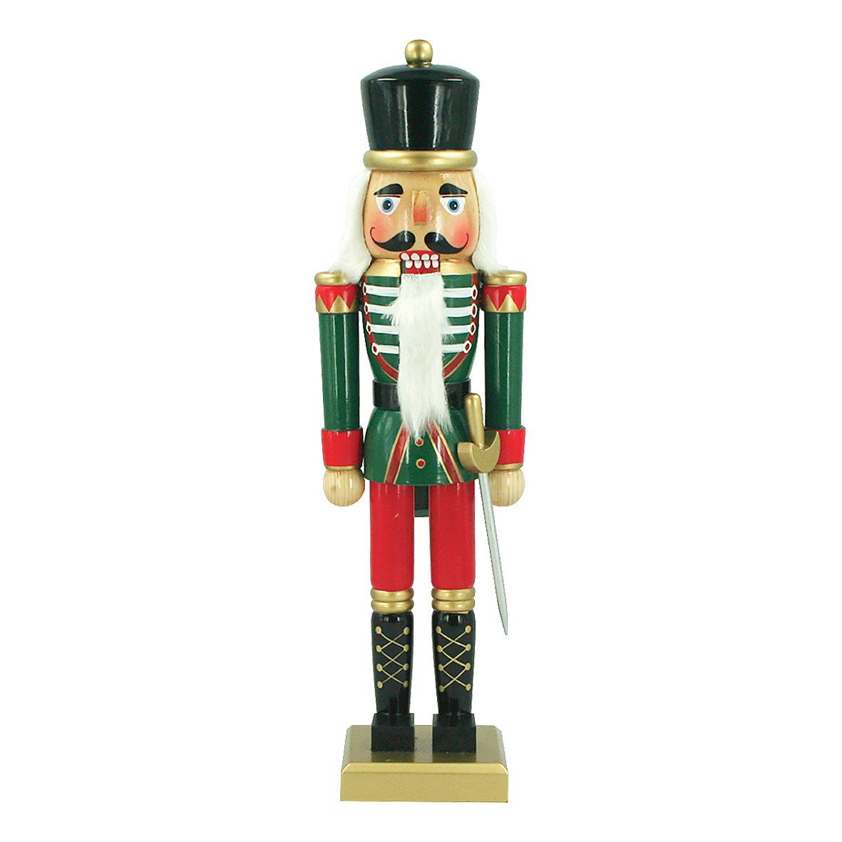 Christopher peacock home design products christopher for 4 foot nutcracker decoration