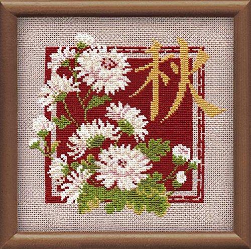 "RIOLIS 813 - Autumn - Counted Cross Stitch Kit 8"" x 8"" 15ct."