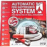 BlazeCut Automatic Fire Suppression System 6' TV200FA, Automotive Extinguisher