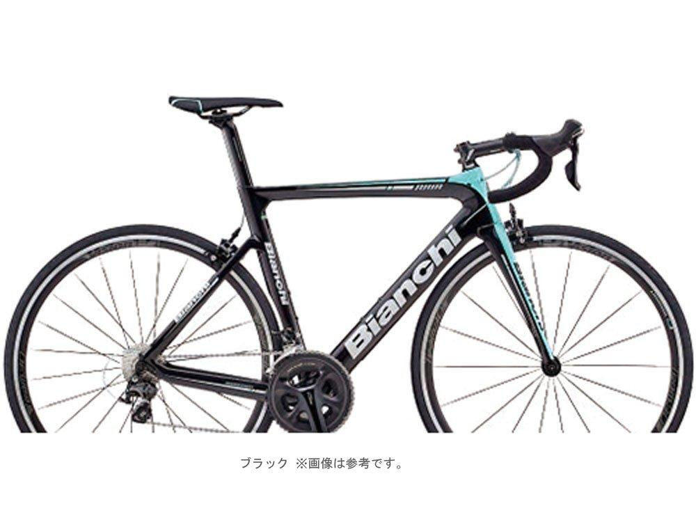 BIANCHI(ビアンキ) CYCLE 2018 ARIA 105(2x11s)ロードバイク ブラック B0755BFN3R55
