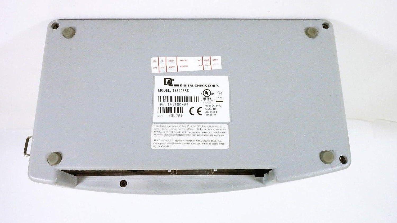 Digital TS350EBS TS350 TellerScan Check Scanner High Speed MICR Reader SCSI