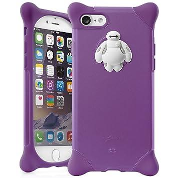 a94162541e BoneCollection ディズニー ベイマックス Phone Bubble 7/8 スマホケース ストラップ付き シリコン素材 2層