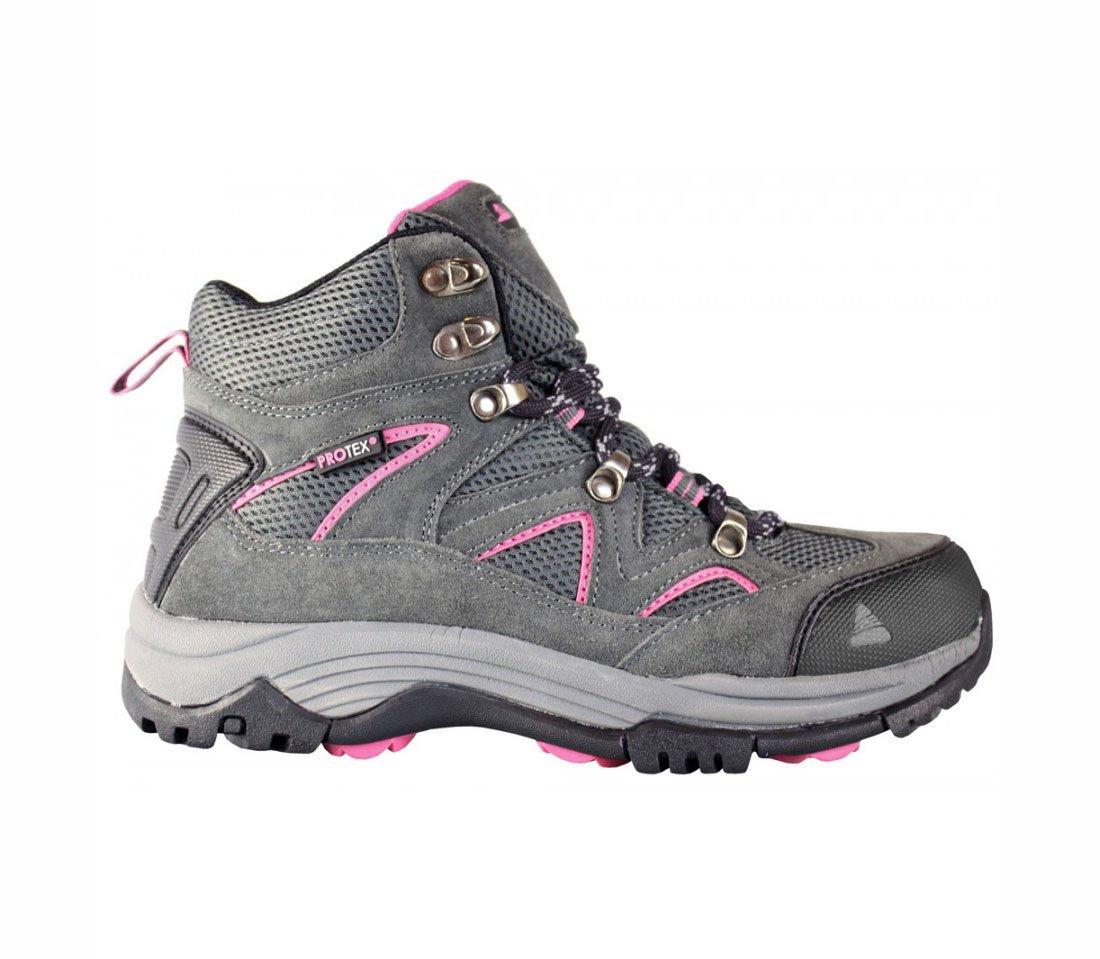 6b014ae0799 Vango Contour Boot - UK 4 - Charcoal - W: Amazon.co.uk: Garden ...