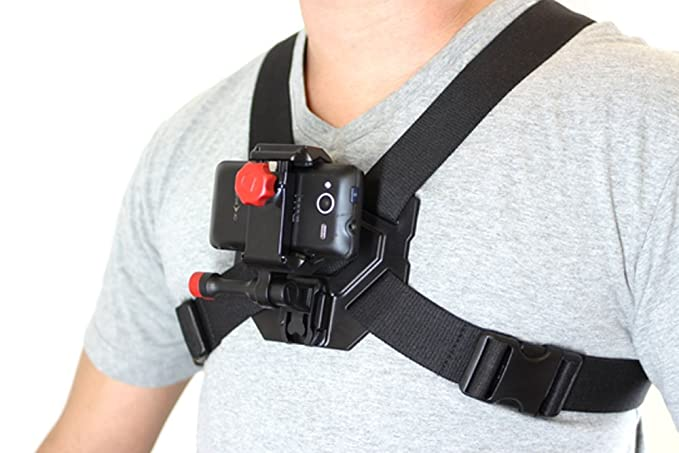Image Unavailable Image Not Available For Color Iphone Chest Harness Mount Record Awesome Pov Action Videos