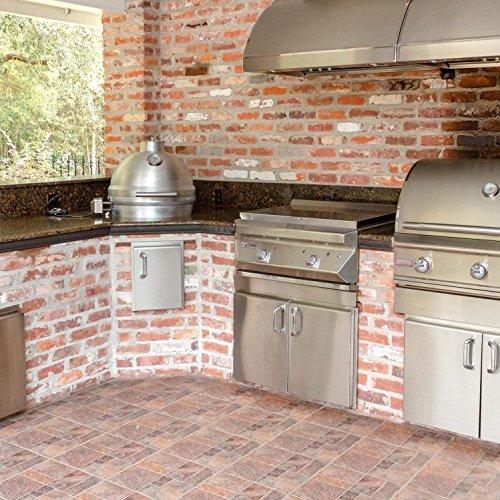 Outdoor Kitchen Prices: Blaze Cast Aluminum Kamado Grill (BLZ-20-KAMADO)