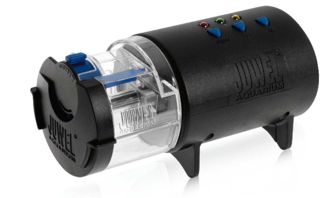 Juwel Automatic Feeder Inc Batteries for fish aquarium