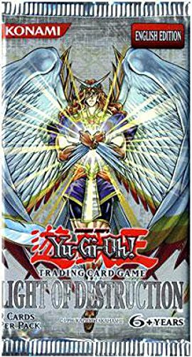 Upper Deck Yu-Gi-Oh Light of Destruction Boosters Juego de ...