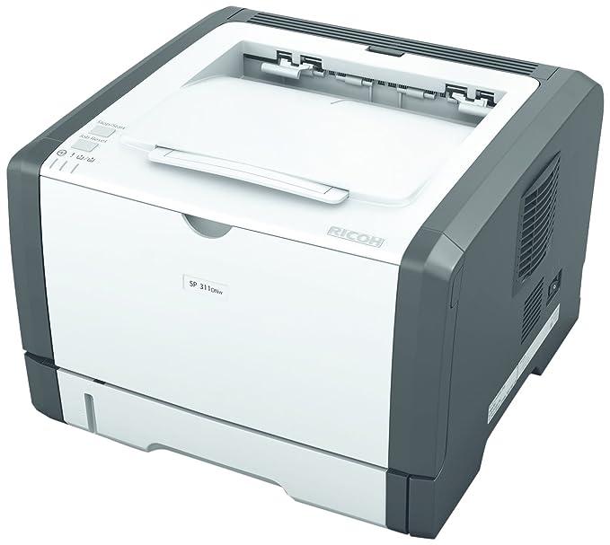 150 opinioni per Ricoh 407253 Stampante Laser Bianco e Nero Aficio SP 311DNW, Formato Stampa A4