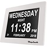 Calendar Day clock