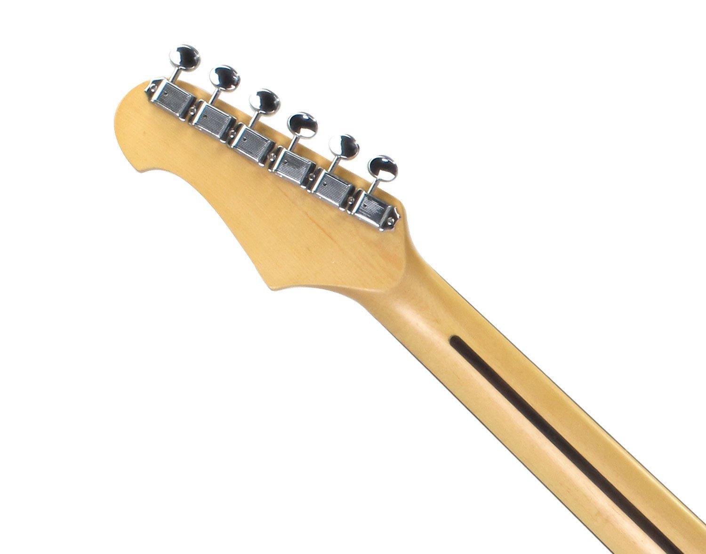 Rocktile Pro ST450 de WK Guitarra de Color Azul y metálico: Amazon.es: Instrumentos musicales