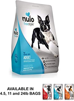 Nulo Adult Grain-Free Dog Food - Best for Senior Dogs