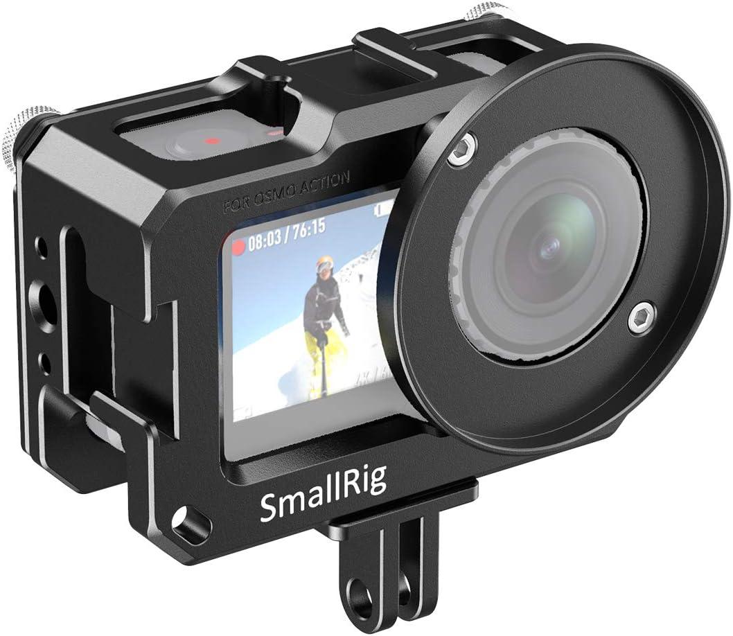 SmallRig CVD2475 cage para  DJI Osmo Action para lentes 52mm