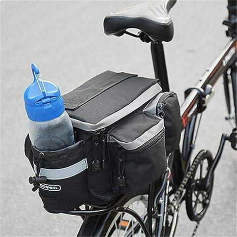 Mlec tech Bolsa de Bicicleta Impermeable Alforja de Bicicleta ...