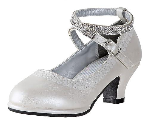 Amazon Little Angel Tasha Heels For Girls Dress Shoe