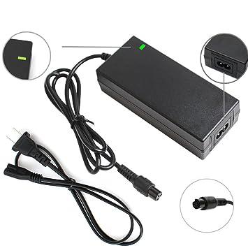 Amazon.com: EVAPLUS 29,4 V 2 A Cargador de batería para ...