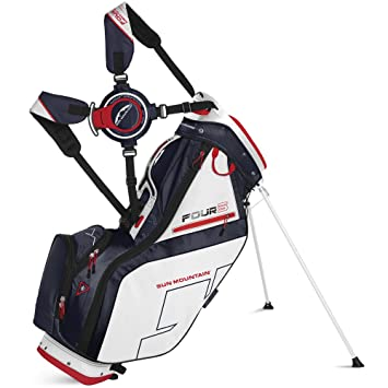 Sun Mountain cuatro 5 Bolsa de palos de golf: Amazon.es ...