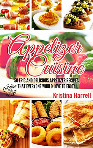 Appetizer Cookbook Ultimate Healthy Delicious ebook product image