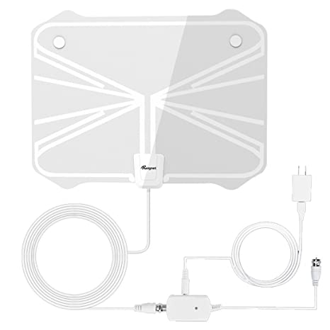 Review TV Antenna, Reignet 50
