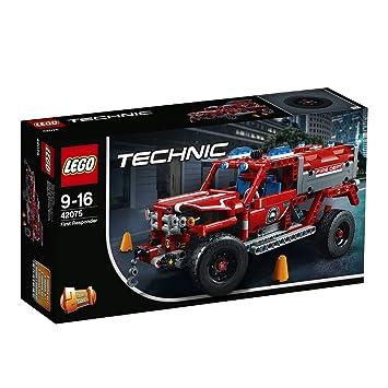 142075 De Primera Construcción Lego En 2 Technic RespuestaJuguete Equipo Rjc5L4A3Sq