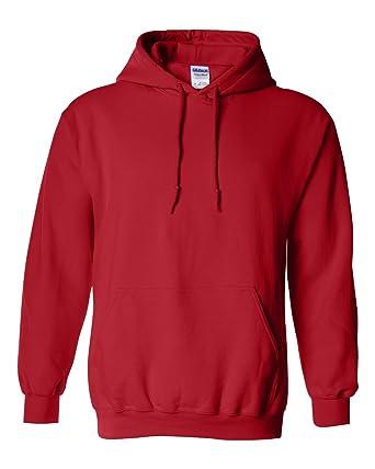 1ed27955dd04 Gildan G185 Heavy Blend Adult Hooded Sweatshirt  Amazon.ca  Clothing ...
