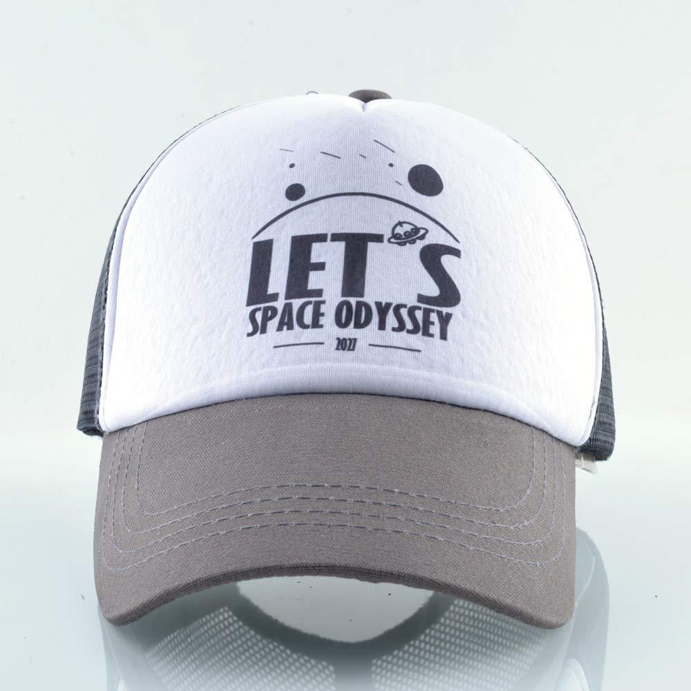Sombrero Gorras Snapback de Verano Hombres odisea Espacial Hueso ...