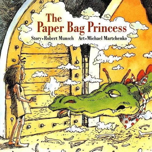 By Bailey Bags (The Paper Bag Princess)
