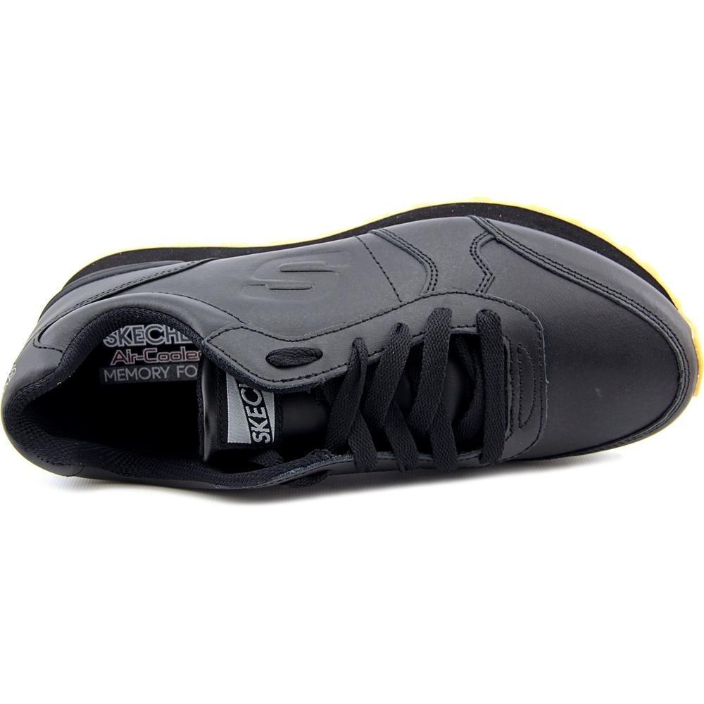 Skechers OG 85 Aitkin Uomo US 8.5 Nero Nero Nero Scarpe ginnastica f79b8a