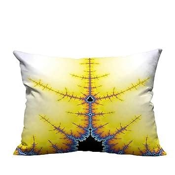 Amazon.com: Bedsure - Fundas de almohada, diseño de tijeras ...