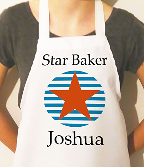 ladies personalised queen of the kitchen apron with a name of your rh caltas com au