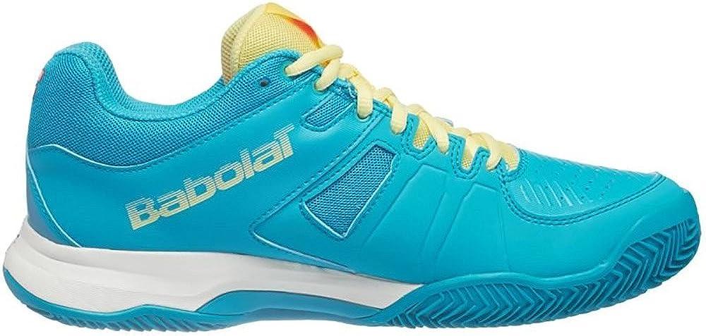 Babolat Pulsion Clay- Zapatilla de Tenis Padel para Mujer