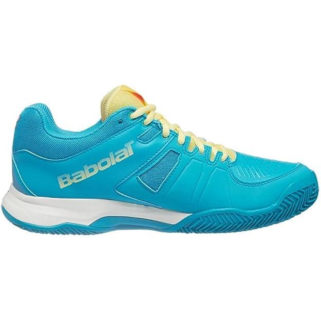 Babolat Pulsion Clay- Zapatilla de Tenis Padel para Mujer: Amazon ...
