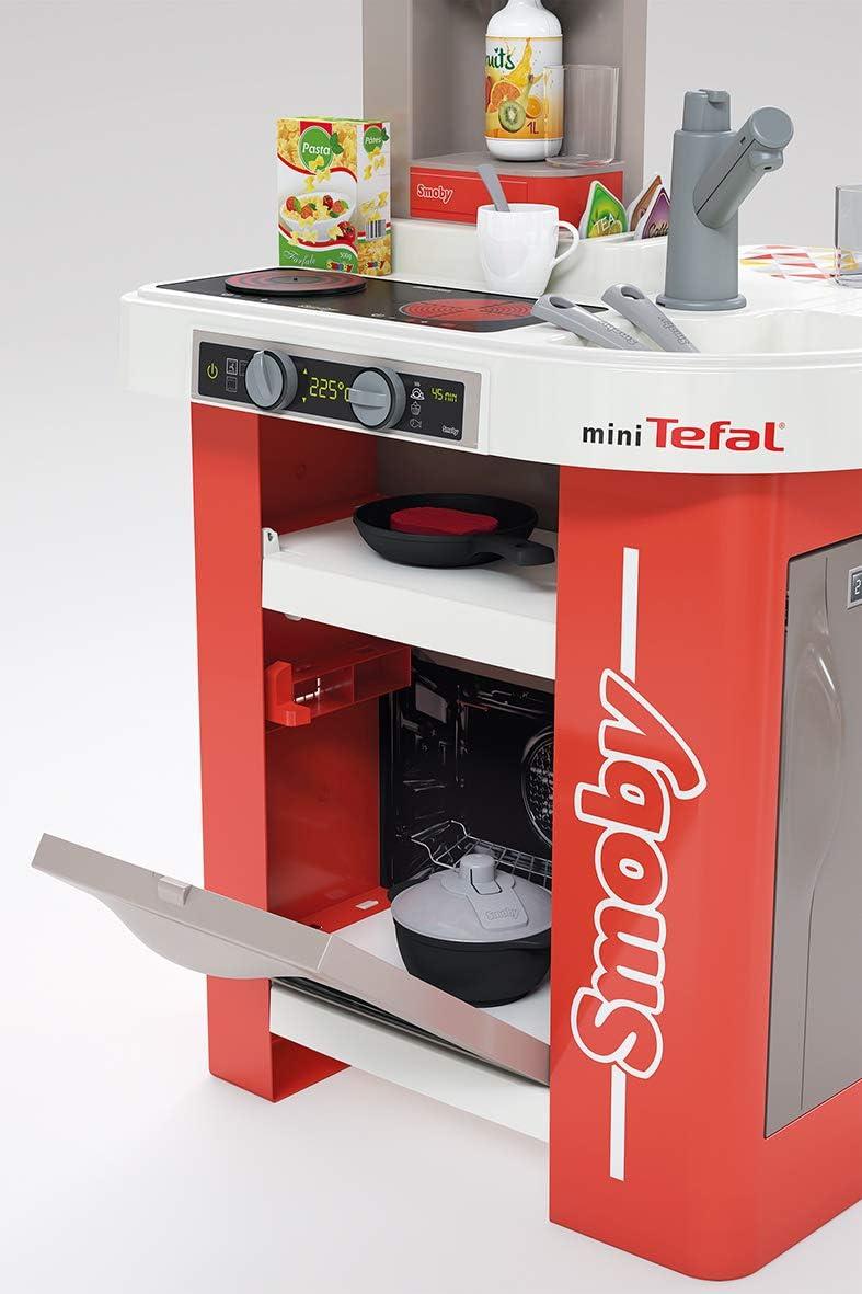 Smoby 311042 Tefal Studio - Módulo electrónico con 27 accesorios , color/modelo surtido