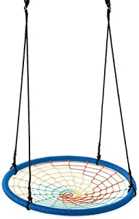 product image for Magic Cabin Rainbow Weaver Swing