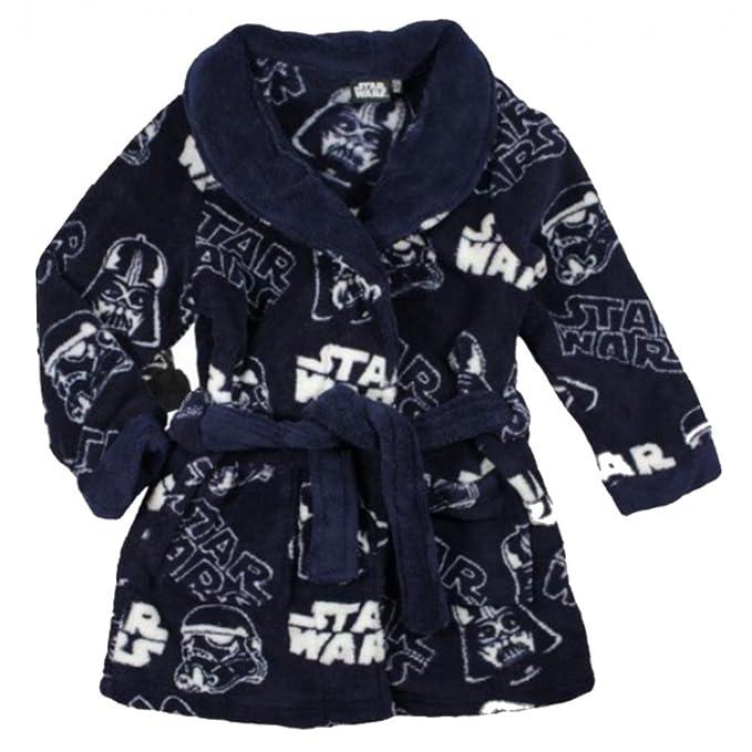 Star Wars - Bata - para niña azul 3 años: Amazon.es: Ropa y accesorios