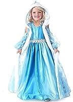 3 Modelli a Scelta dei Costumi di Carnevale Frozen Elsa - Tutte le Taglie