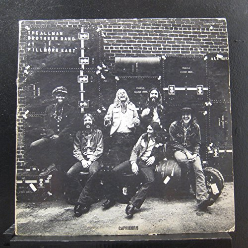 At The Fillmore East (Allman Brothers Band Live At Fillmore East)