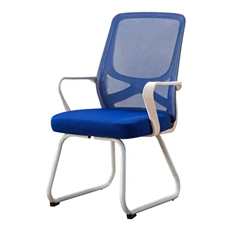 Amazon.com: Sillas de oficina con forma de lazo, silla de ...